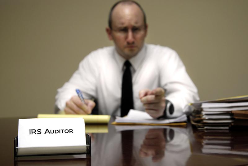 IRS Auditors